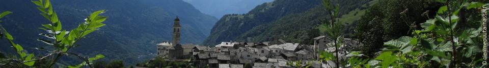Soglio, Val Bregaglia