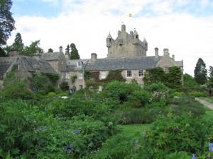 Flower Garden, Cawdor Castle Gardens