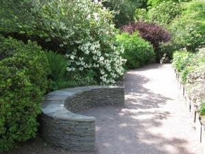 Slate Garden, Cawdor Castle Gardens: kuu