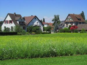 Kylä Reichenaussa