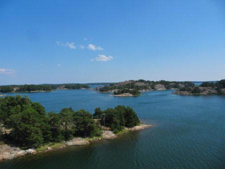 Suomen suvi saaristossa
