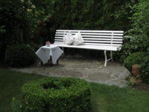 Ihana istuinpaikka