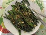 Miten vihreät pavut valmistetaan?