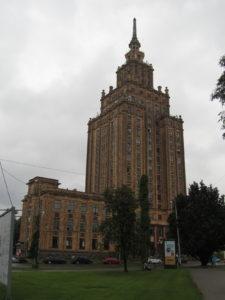 Stalinin hammas Riikassa