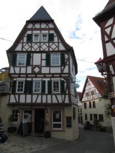 Weinstube Heppenheimissa