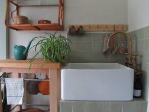 Puutarhahuoneen vesipiste