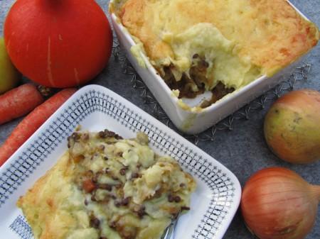 Gardener's Pie eli puutarhurin paistos