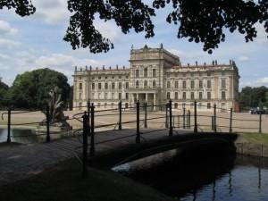 Ludwigslustin palatsi
