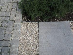 Erilaisia kivipintoja